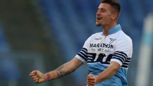 SMS otvoreno o Unitedu: To su novinarske priče, nisam rekao da želim napustiti Lazio