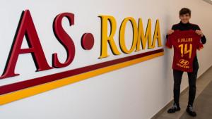 Roma zvanično dovela dvojicu fudbalera