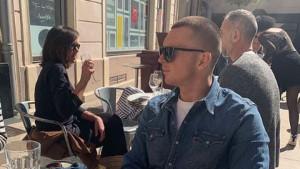 Duljević odmor iskoristio za druženje s bivšim saigračem iz Sarajeva