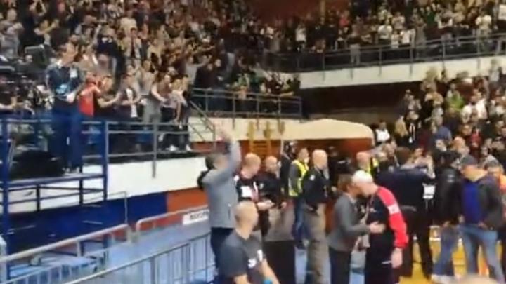 Legendarni igrač Bayerna prati meč Partizana i Zvezde