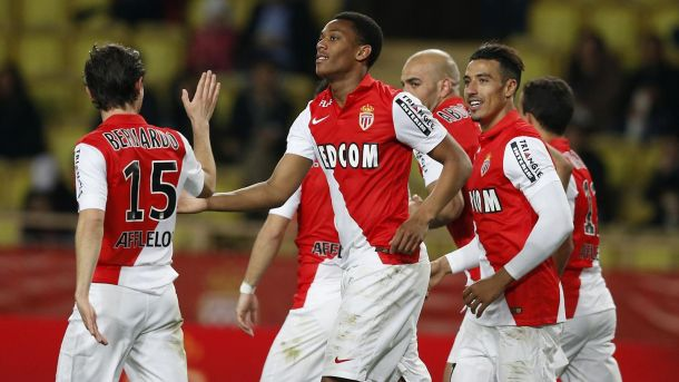 Monaco lako do pobjede protiv Caena