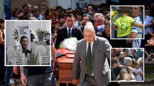 Mali gradić Cululu je jučer bio centar svijeta: Emiliano Sala ispraćen kao heroj i otišao u legendu