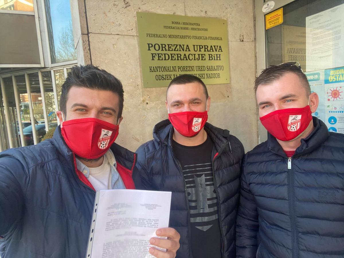 Historijski dan za NK Zvijezda Gradačac: Potpisan reprogram!
