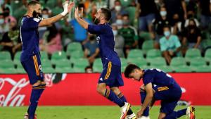 Desetkovani Real Madrid odnio puni plijen iz Seville