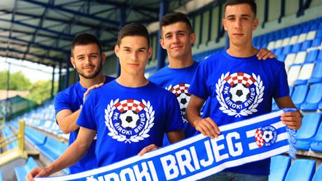 Široki Brijeg potpisao profesionalne ugovore s četvroricom juniora