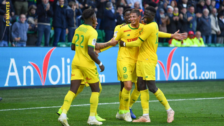 Vahin Nantes u finišu do boda protiv Angersa