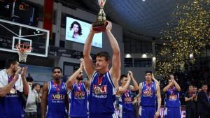Košarkaši Budućnosti stigli do 30. trofeja u klupskoj historiji