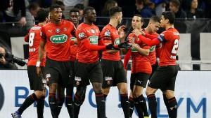 Rennes u fantastičnoj utakmici savladao Lyon i plasirao se u finale francuskog kupa