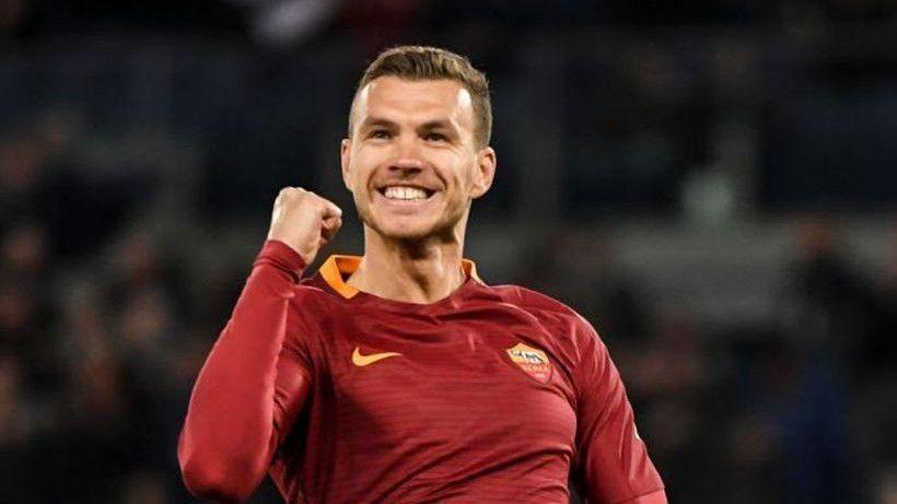 Rim na nogama, Džeko gura Romu u četvrtfinale!