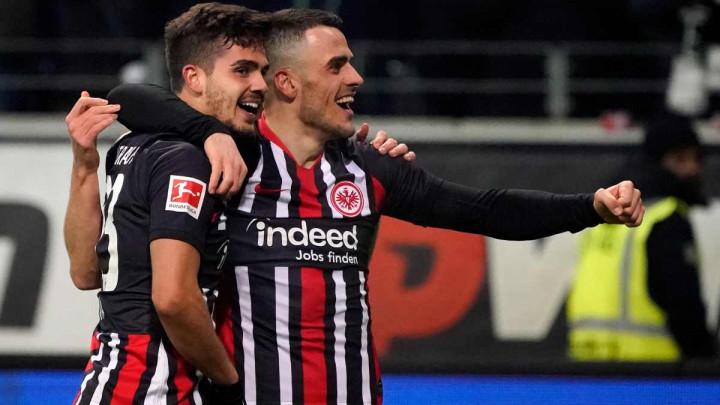 Eintracht na krilima Kostića do uvjerljive pobjede