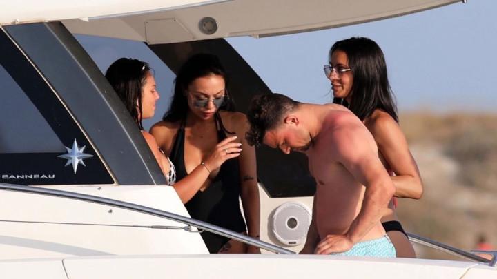 Igrač Liverpoola dao ogroman novac za jahtu, a zaboravio kupiti kremu za sunčanje