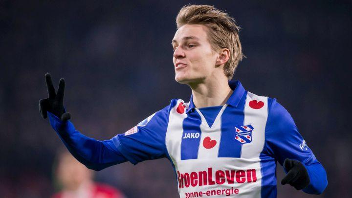 """Real """"prevario"""" Heerenveen zbog Odegaarda"""