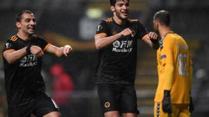 Četiri gola u prvih 45 minuta za remi Brightona i Wolvesa