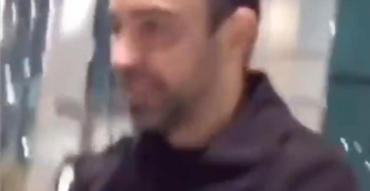 Xavi bježao od navijača: Da, idem u Barcelonu