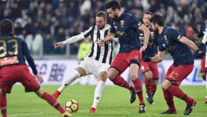 Douglas Costa junak Juventusa