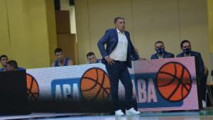 Dragan Bajić blizu selektorske klupe