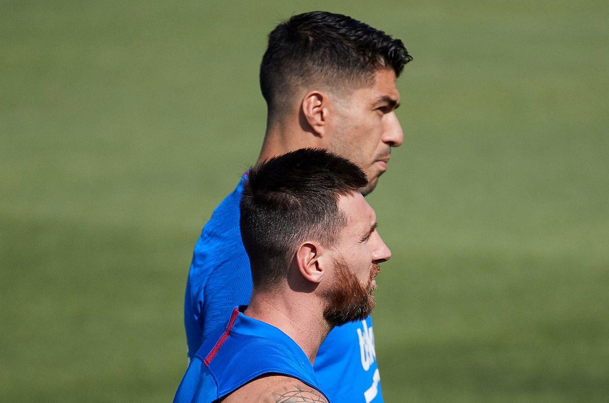 Messi i Suarez i dalje treniraju odvojeno od ekipe