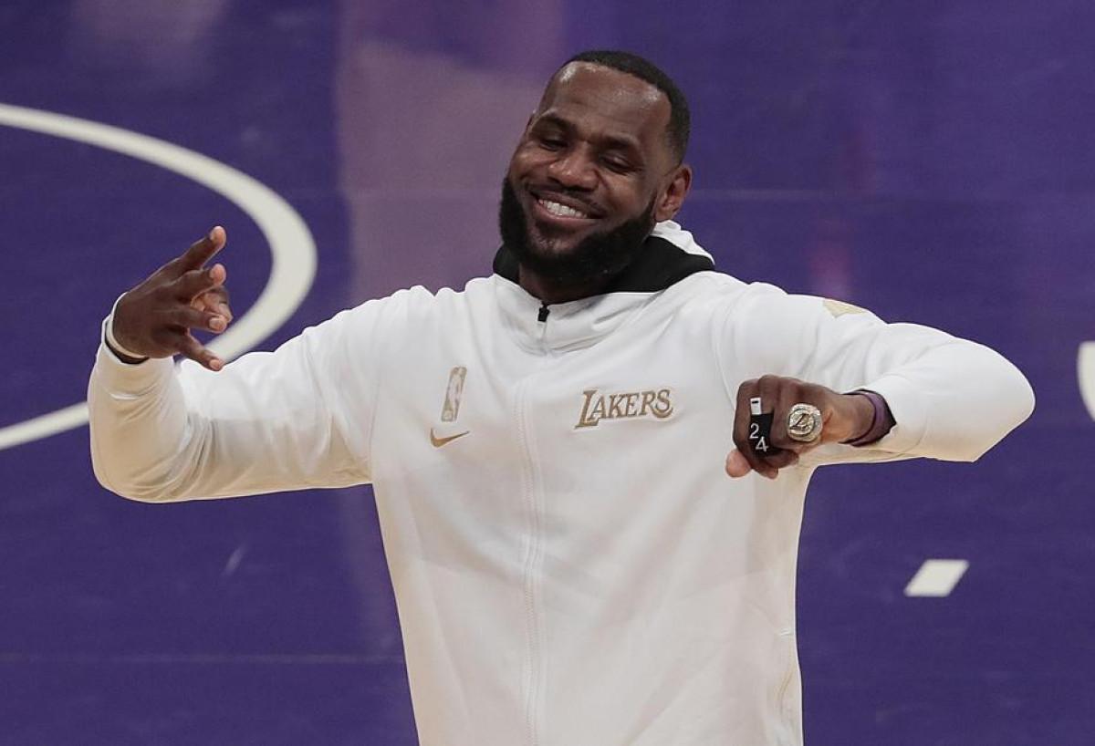 Novi prsten namijenjen NBA prvacima izgleda čudesno te je najskuplji u povijesti NBA lige
