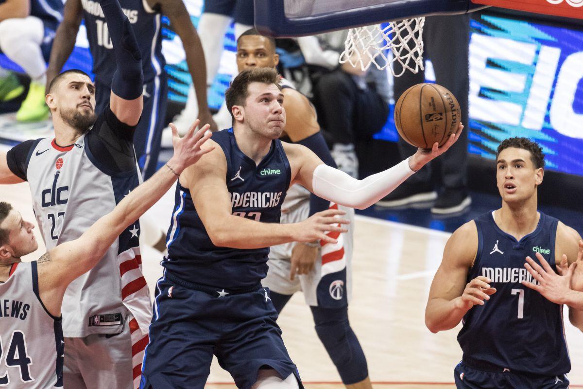 Nezaustavljivi Luka Dončić srušio sjajnu seriju Utah Jazza
