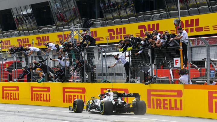 Hamilton i Bottas pregazili konkurenciju na prvom treningu