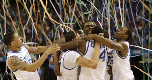 Šampionski naslov NCAA za Kentucky