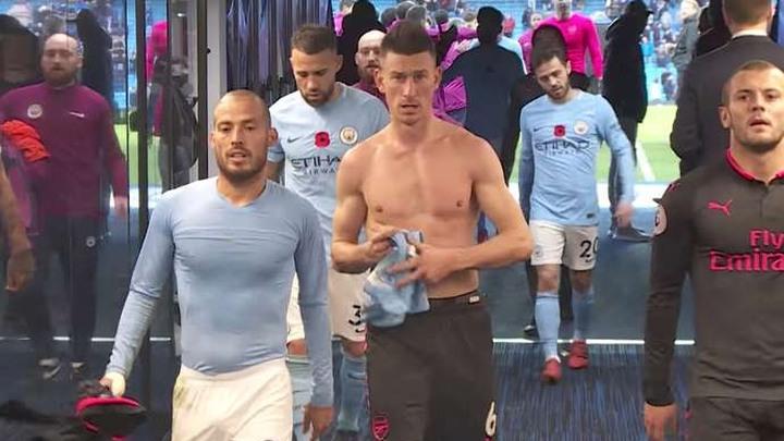 Silva i Koscielny razmijenili dresove, pa totalno pretjerali