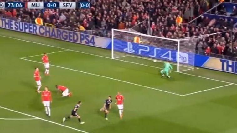 Tragedija Uniteda, Sevilla vodi 2:0 na Old Traffordu!