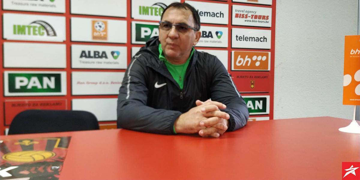 Božičić: Pitajte Mahmutovića, on će vam reći šta sam mu rekao prije utakmice