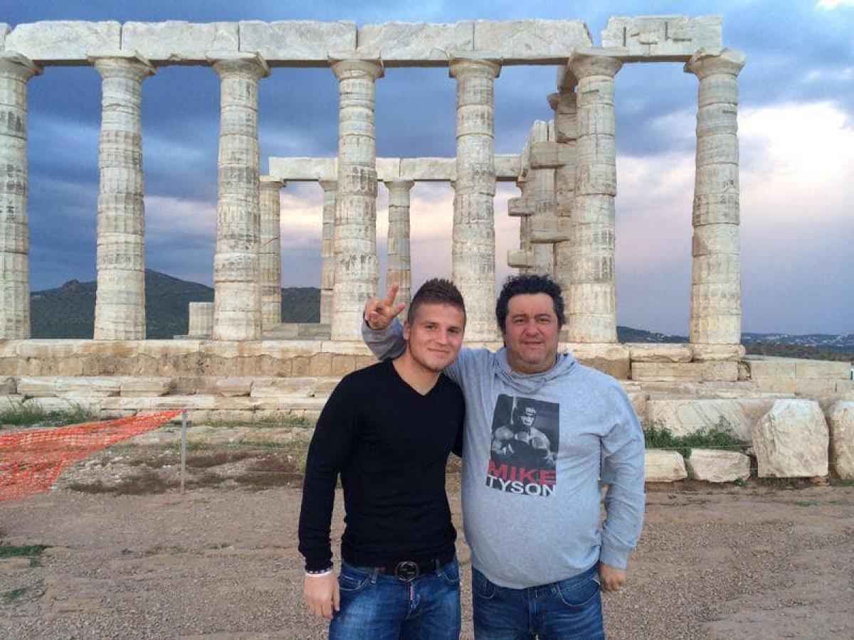 Bosanac kojem je Mino Raiola agent: Nas Balkance zove mafijom