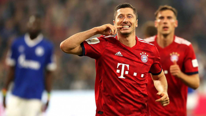 Bayern slavio na gostovanju u Gelsenkirchenu