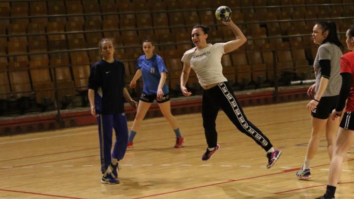 Rukometašice Jedinstva vrijedno rade pred drugi dio sezone, priključila se Admira Zvekić