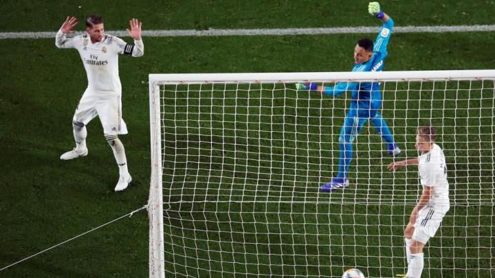 Igrači Real Madrida se naljutili na Ramosa zbog dobacivanja kod gola Malcoma