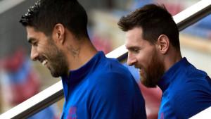 Luis Suarez je potpuno svjestan da mu vrijeme u Barceloni polako ističe