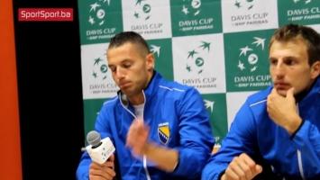Brkić i Bašić složni: Mnogo nam znači ova pobjeda