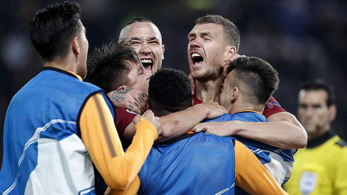 Roma na krilima Džeke među osam najboljih u Evropi