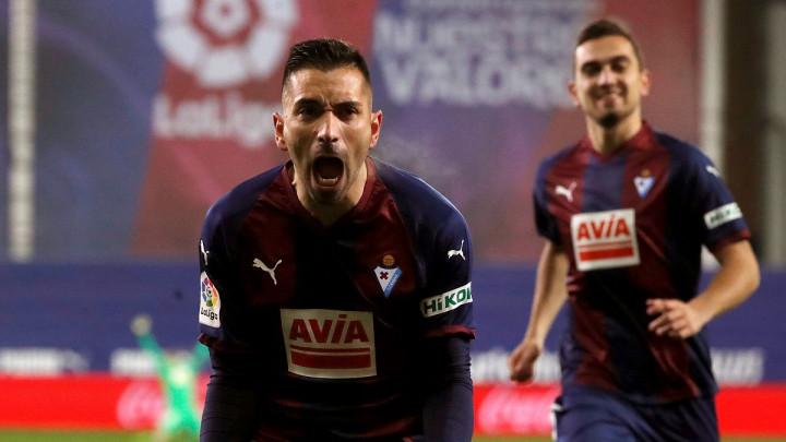 Eibar razbio ekipu Espanyola