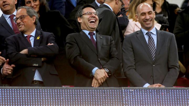 Predsjednik Barcelone dao (ne)očekivan odgovor o budućnosti Valverdea