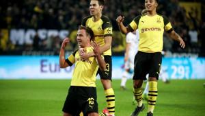 Borussia do posljednjeg trenutka držala svoje navijače u napetosti, ali ipak stigla do pobjede