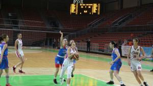 Košarkašice Čelika u Areni visoko porazile ekipu Slobode