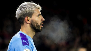 Sjajni Aguero opet spasio City, Everton bez pobjede iako je u 94. minuti vodio 2:0!