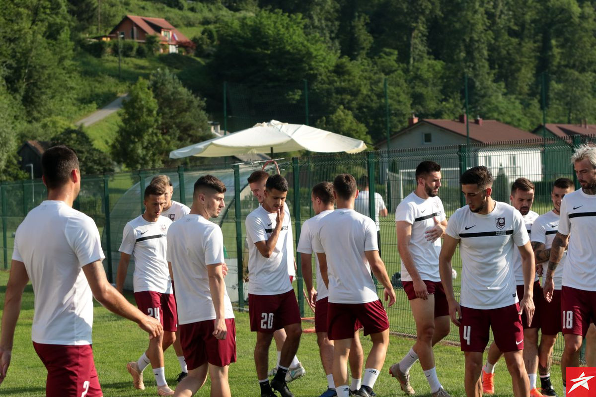 Hadžibajrić otkrio kada će Stanojević, Pidro i Cruz opet biti u pogonu