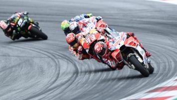 MOTO GP: Pobjeda Doviziosa u Red Bull ringu