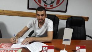 Selmir Mahmutović novi igrač NK Zvijezda Gradačac