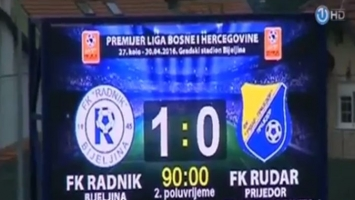 U Bijeljini se zahvalili Rakitiću