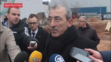 Baždarević:  Podrška je dokaz koliko je Željo popularan
