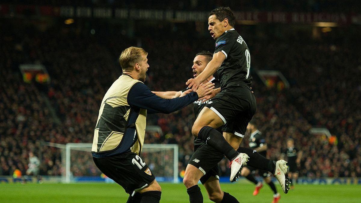Hrabra Sevilla šokirala Old Trafford i izbacila Manchester United