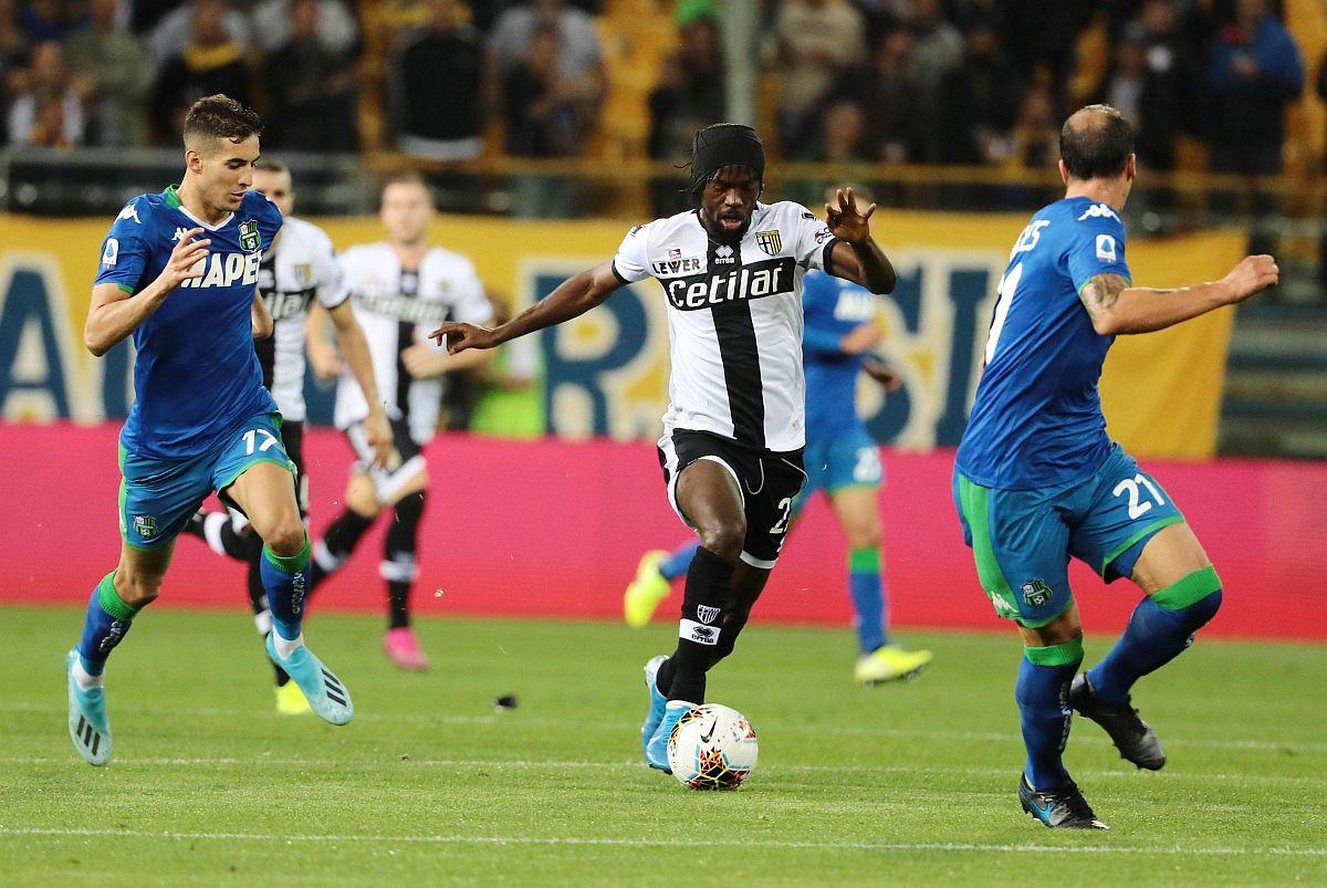 Parma ostala bez Gervinha