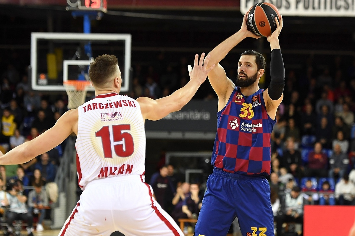 Armani poražen u Blaugrani, slavlja Valencie i Panathinaikosa