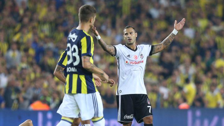 Istanbulski derbi: Dva penala i pet crvenih kartona