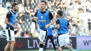 Mihojević konačno debitovao za PAOK